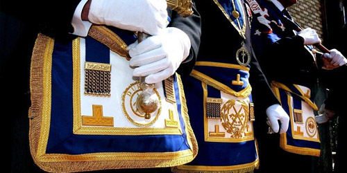 What is it like to be a Knaresborough Freemason